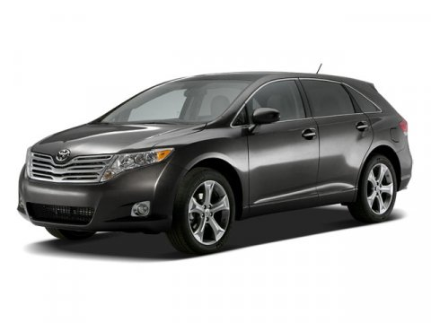 2009 Toyota Venza Black V6 35L Automatic 103246 miles  Front Wheel Drive  Power Steering  4-
