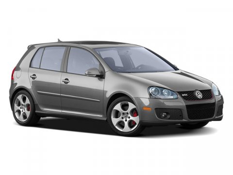 2009 Volkswagen GTI TURBO United Gray Metallic V4 20L Automatic 102552 miles  Turbocharged  T