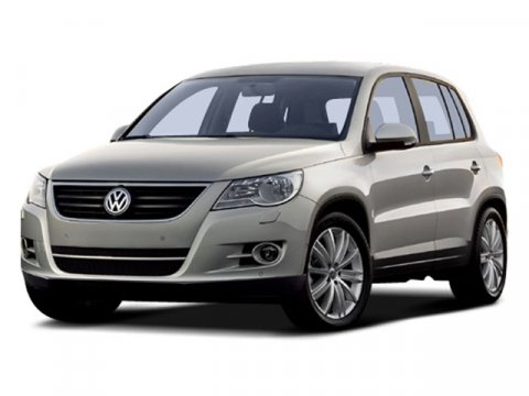 2009 Volkswagen Tiguan SE  V4 20L Automatic 104387 miles  Turbocharged  Traction Control  Fr