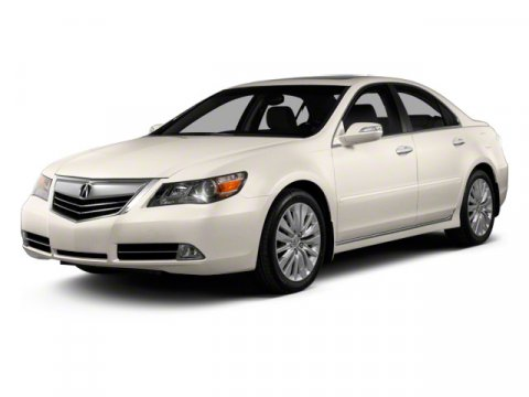 2010 Acura RL 4DR SDN AT Silver V6 37L Automatic 51844 miles All Wheel Drive ACURA FACTORY CE