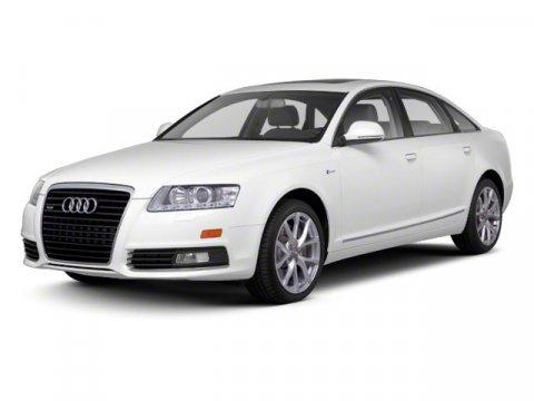 2010 Audi A6 30T Premium Plus Brilliant Black V6 30L Automatic 0 miles Quattro All Wheel Dri