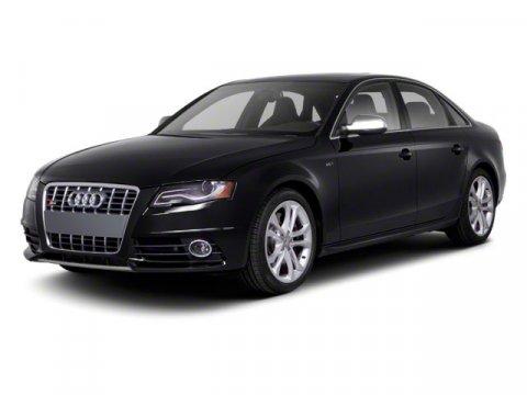 2010 Audi S4 Prestige  V6 30L Automatic 74790 miles  Supercharged  All Wheel Drive  Locking