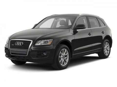 2010 Audi Q5 Premium Plus Quartz Gray MetallicBlack V6 32L Automatic 73170 miles ONE OWNER W