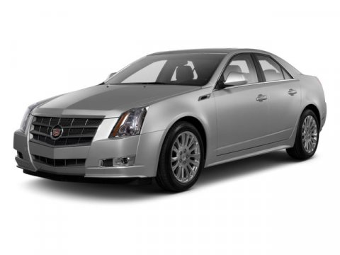 2010 Cadillac CTS Sedan Performance Radiant Silver V6 36L Automatic 41152 miles  Power Mirror