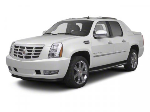 2010 Cadillac Escalade EXT Luxury PEARL WHITE V8 62L Automatic 53363 miles Wow What a sweeth