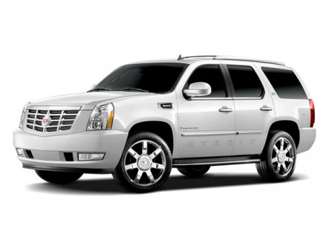 2010 Cadillac Escalade Hybrid 4DR SUV AWD  V8 60L Automatic 52101 miles New Arrival Value P