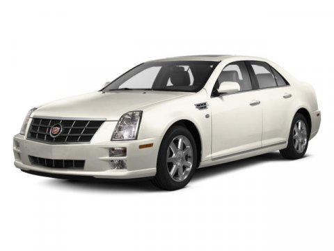 2010 Cadillac STS Thunder Gray ChromaFlairEbony V6 36L Automatic 76000 miles  Power Steering