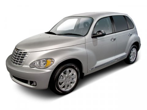 2010 Chrysler PT Cruiser Classic Deep Water Blue Pearl V4 24L Automatic 18369 miles  Front Whe
