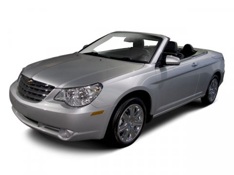 2010 Chrysler Sebring Touring  V6 27L Automatic 68143 miles  Front Wheel Drive  Power Steerin