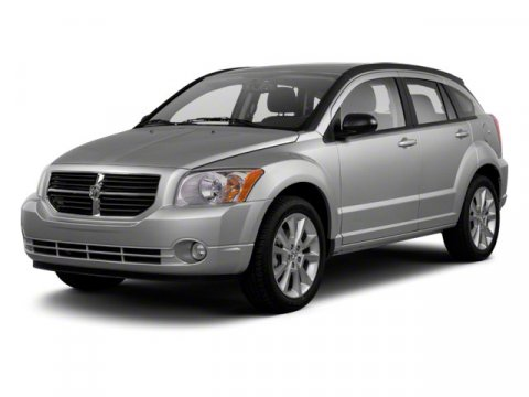 2010 Dodge Caliber Hatchback Mainstreet Bright Silver MetallicDark Slate Gray V4 20L Variable 2