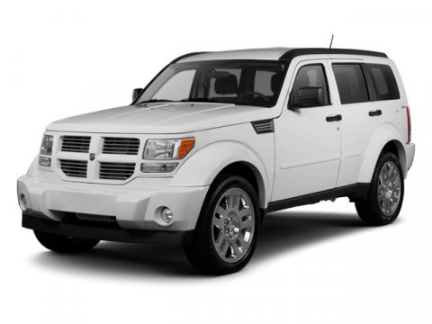 2010 Dodge Nitro Heat Stone White V6 37L Automatic 42842 miles  Four Wheel Drive  Temporary S