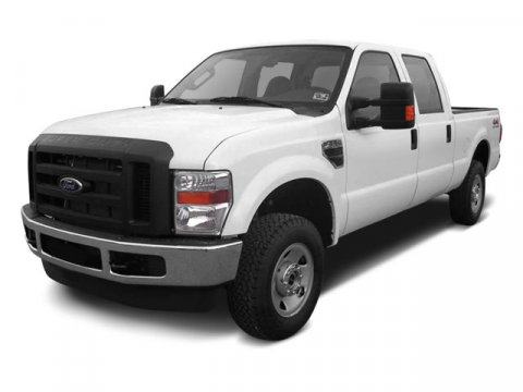 2010 Ford Super Duty F-250 SRW White V8 54L Automatic 74296 miles  Four Wheel Drive  Tow Hitc