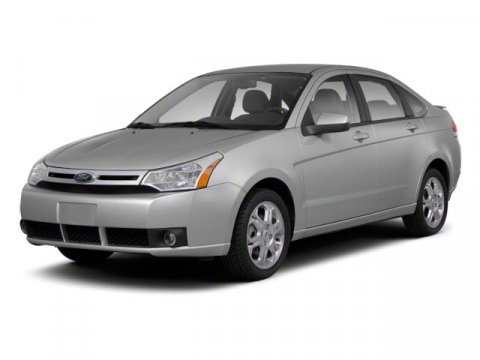 2010 Ford Focus S Sterling Grey Metallic V4 20L Manual 42051 miles  Front Wheel Drive  Power