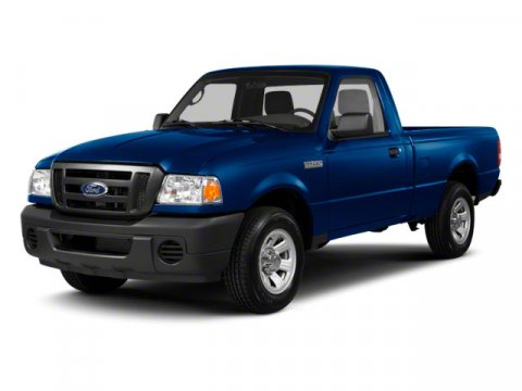 2010 Ford Ranger Vista Blue Metallic V4 23L 5-Speed 37210 miles  Rear Wheel Drive  Power Stee