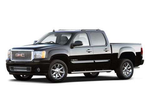 2010 GMC Sierra 1500 Denali Black V8 62l Automatic 210590 miles  Tow Hitch  LockingLimited