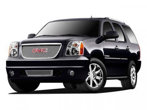 2010 GMC Yukon Denali Pure Silver Metallic V8 62L Automatic 122586 miles  Air Suspension  Lo