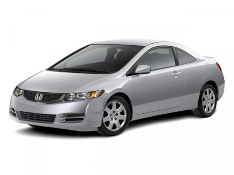 2010 Honda Civic LX Coupe Polished Metal MetallicGray V4 18L Automatic 20862 miles ABSOLUTELY
