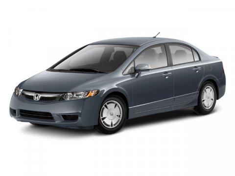 2010 Honda Civic Hybrid 4DR SDN CVT  V4 13L Variable 52392 miles  Front Wheel Drive  Power St