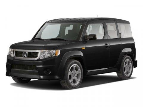 2010 Honda Element SC Polished Metal MetallicRedBlack V4 24L Automatic 48653 miles ONE OWNER