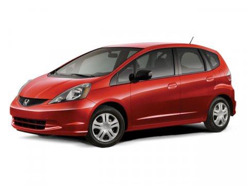 2010 Honda Fit Hatchback Crystal Black PearlGray V4 15L Automatic 43907 miles THOUSANDS BELOW