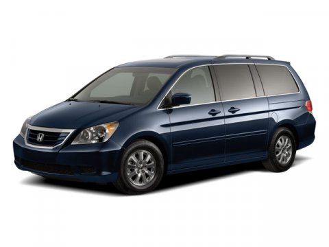 2010 Honda Odyssey EX-L Crystal Black PearlGray V6 35L Automatic 56952 miles OVER 2000 CARS IN