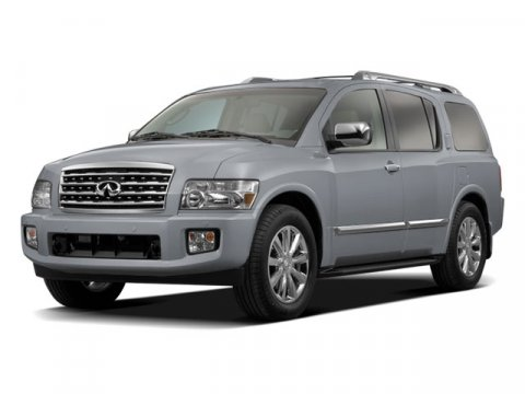 2010 Infiniti QX56 Gray Graphite MetallicGraphite V8 56L Automatic 44885 miles ELEGANT ONE OWN