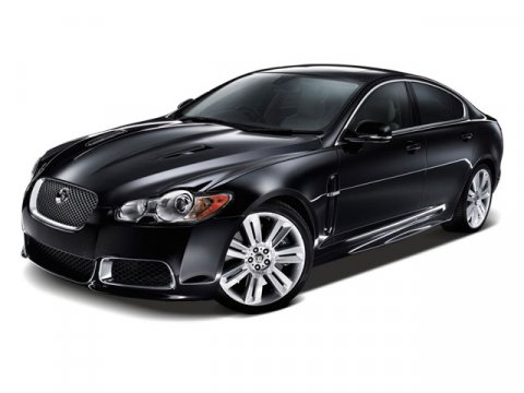 2010 Jaguar XF 4D Sedan V8 42L Ebony V8 42L Automatic 36517 miles  Rear Wheel Drive  Power S