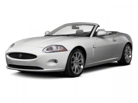 2010 Jaguar XK BlueGray V8 50L Automatic 27216 miles CLEAN CARFAX 1-OWNER CAR LEATHER INTER