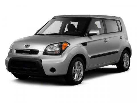 2010 Kia Soul Gray V4 20L  56671 miles Local Trade Air Conditioning AMFM radio SIRIUS AM