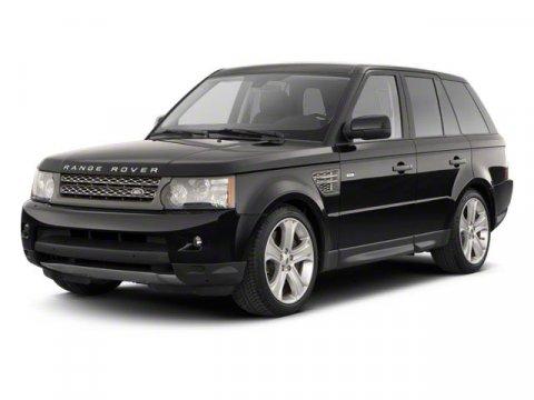 2010 Land Rover Range Rover Sport HSE LUX Zermatt Silver Metallic V8 50L Automatic 33134 miles