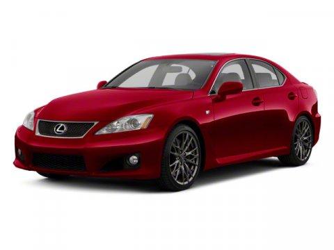2010 Lexus IS F Mercury Metallic V8 50L Automatic 82004 miles  Keyless Start  Rear Wheel Dri
