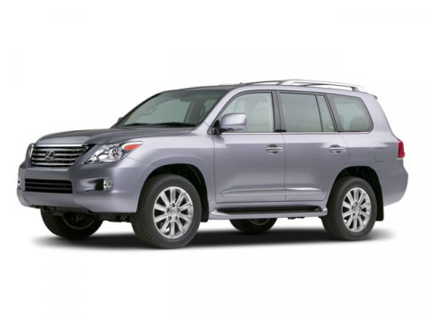 2010 Lexus LX 570 Starfire Pearl V8 57L Automatic 64635 miles Carfax No Damage Reported Carf
