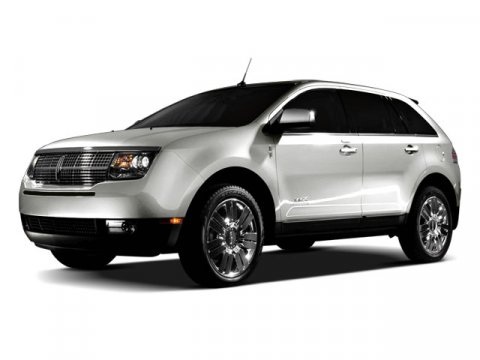 2010 Lincoln MKX White Platinum Tri-Coat V6 35L Automatic 0 miles  All Wheel Drive  Power Ste