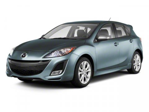 2010 Mazda Mazda3 s Blue V4 25L  25928 miles  Front Wheel Drive  Power Steering  4-Wheel Dis