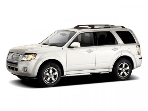 2010 Mercury Mariner LUXU Sterling Grey Metallic V6 30L Automatic 99621 miles The Sales Staff