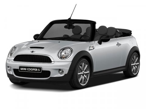 2010 MINI Cooper Convertible S Interchange Yellow V4 16L  48913 miles FOR AN ADDITIONAL 2500
