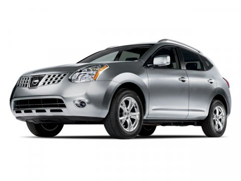 2010 Nissan Rogue S Gotham Gray Metallic V4 25L Variable 70238 miles  All Wheel Drive  Tow Ho