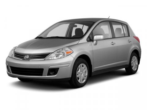 2010 Nissan Versa Brilliant Silver Metallic V4 18L  37982 miles  Front Wheel Drive  Power Ste