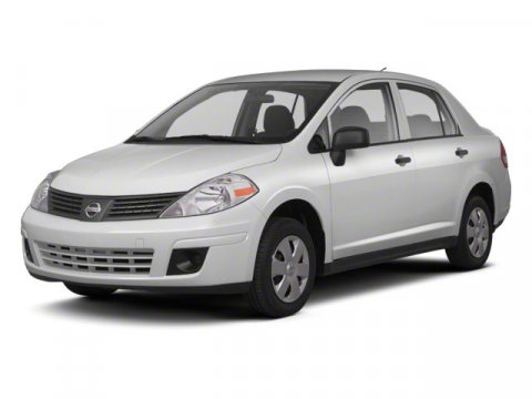 2010 Nissan Versa 18 S Fresh Powder V4 18L Automatic 77050 miles  Front Wheel Drive  Power S