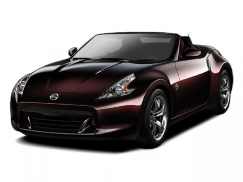2010 Nissan 370Z Base Magnetic Black MetallicBlack V6 37L Manual 24625 miles One Owner Clean