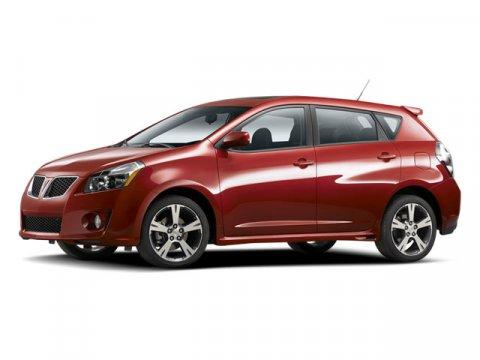 2010 Pontiac Vibe w1SB Liquid Platinum Metallic V4 24L Variable 41236 miles Only 41 236 Mil