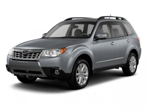 2010 Subaru Forester 25X Silver V4 25L Automatic 58422 miles  All Wheel Drive  Power Steerin