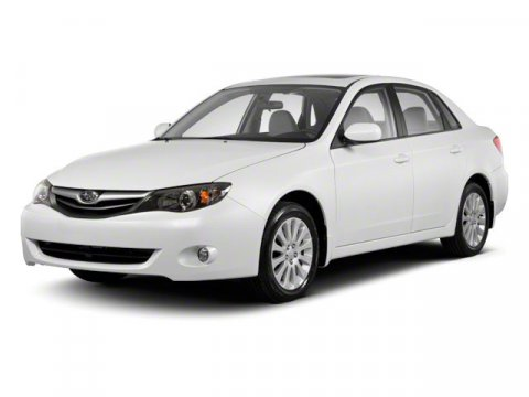 2010 Subaru Impreza Sedan 25i Satin White Pearl V4 25L Automatic 93131 miles  All Wheel Drive