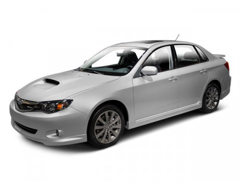 2010 Subaru Impreza Sedan WRX Blue V4 25L Manual 61455 miles Get serious momentum going Bold