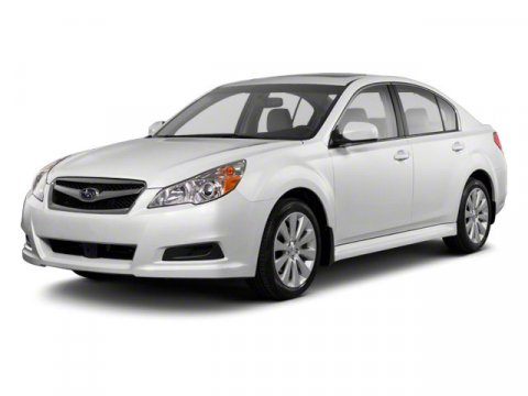 2010 Subaru Legacy Limited Satin White Pearl V4 25L Variable 39968 miles   Stock UB237831