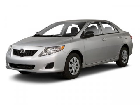 2010 Toyota Corolla LE Super White V4 18L Automatic 65572 miles -New Arrival- -Priced Below Th