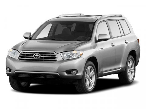 2010 Toyota Highlander Magnetic Gray Metallic V6 35L Automatic 54459 miles  Four Wheel Drive