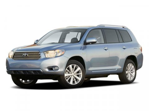 2010 Toyota Highlander Hybrid Limited with 3rd Row  V6 33L Variable 114723 miles  Color-keyed