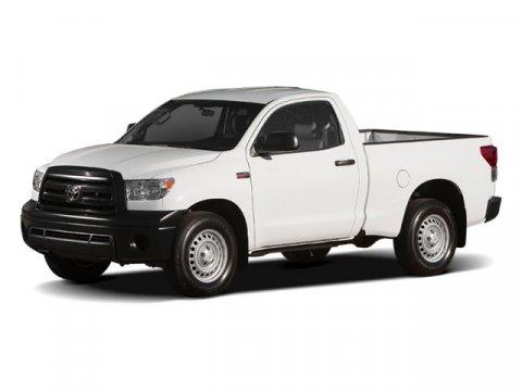 2010 Toyota Tundra 2WD Truck C Super White V6 40L Automatic 76927 miles  LockingLimited Slip