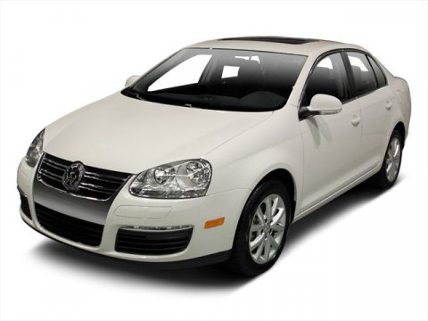 2010 Volkswagen Jetta Sedan Limited Candy White V5 25L Manual 28515 miles  Traction Control